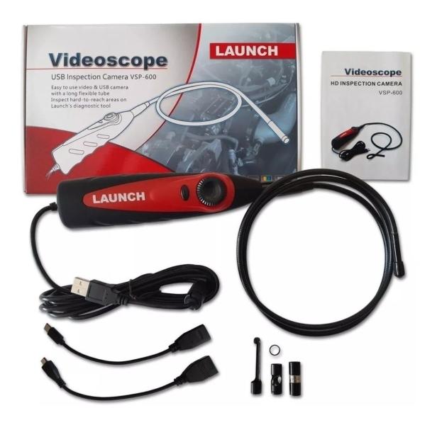 LAUNCH VSP-600 VIDEOSCOPE Others (LAUNCH) Selangor, Malaysia, Kuala Lumpur (KL), Seri Kembangan Supplier, Suppliers, Supply, Supplies   Beta Equipments Trading Sdn Bhd