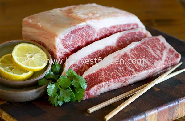 2 X PIECES WAGYU STRIPLOIN MB8/9 300-350G EACH WAGYU BEEF BEEF CHILLED JB, Johor Bahru, Malaysia Supply & Wholesale | Harvest Frozen Food Sdn. Bhd.
