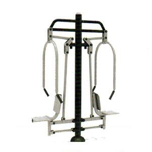 Double Push Up Station Outdoor Par Course / Outdoor GYM Malaysia, Seremban, Negeri Sembilan Manufacturer, Supplier, Supply, Supplies | Ideal Scope Playground Sdn Bhd