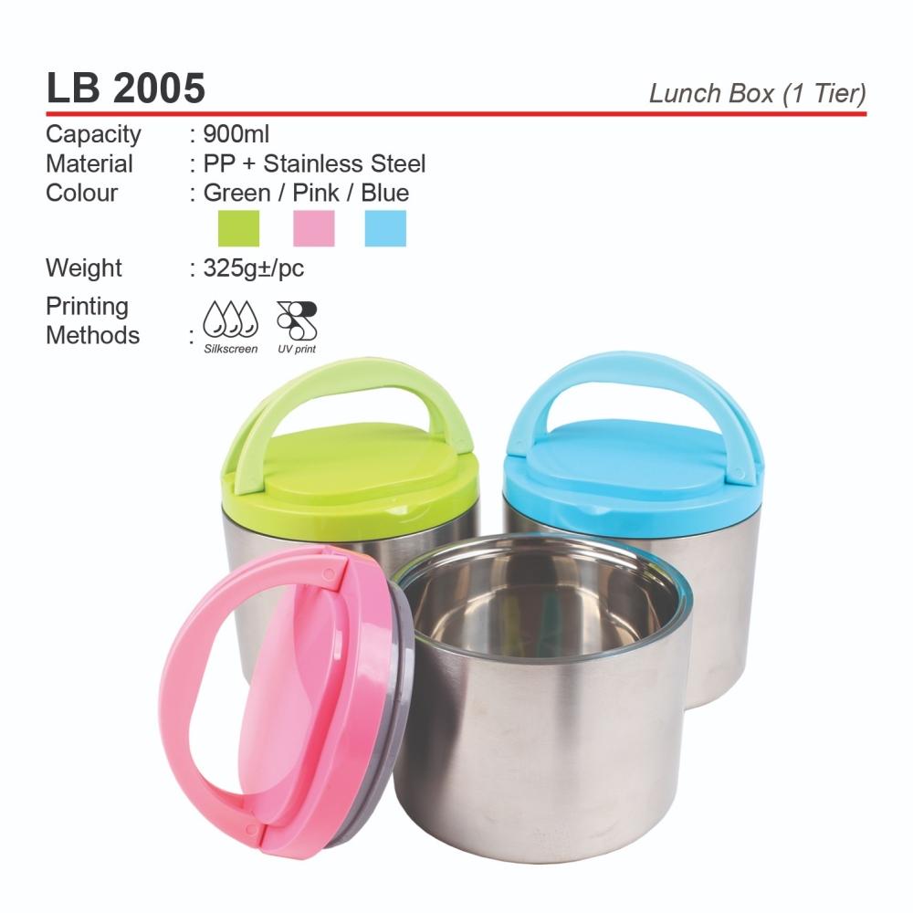 LB 2005 (Lunch Box-1 Tier)(A)