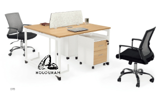 TC81524 2 PAX WORKSTATION-PROMO ITEM WORKSTATION SERIES Office Working Table Office Furniture Johor Bahru (JB), Malaysia, Molek Supplier, Suppliers, Supply, Supplies | Hologram Furniture Sdn Bhd