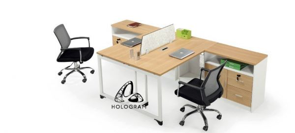 TC87214 2 PAX WORKSTATION-PROMO ITEM WORKSTATION SERIES Office Working Table Office Furniture Johor Bahru (JB), Malaysia, Molek Supplier, Suppliers, Supply, Supplies | Hologram Furniture Sdn Bhd