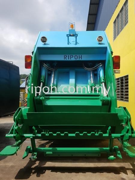 Refuse Compactor Selangor, Malaysia, Kuala Lumpur (KL), Shah Alam Supplier, Suppliers, Supply, Supplies | Ripoh Engineering Sdn Bhd
