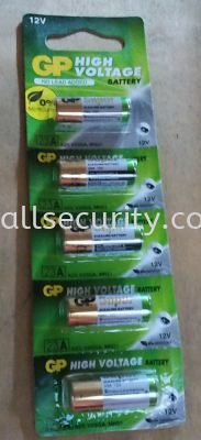 GP HIGH VOLTAGE 23A BATTERY
