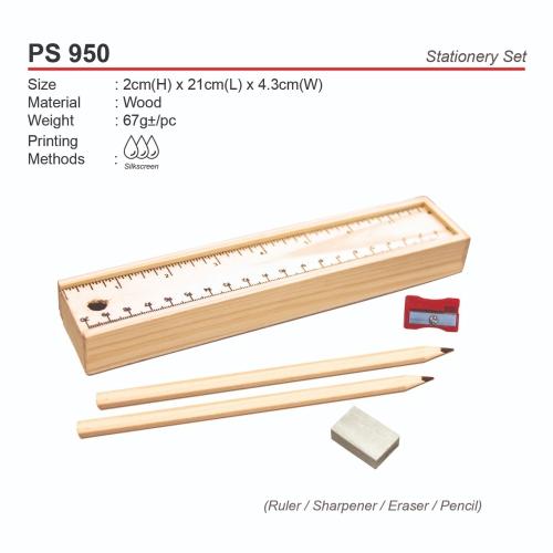 PS 950 Stationery Set