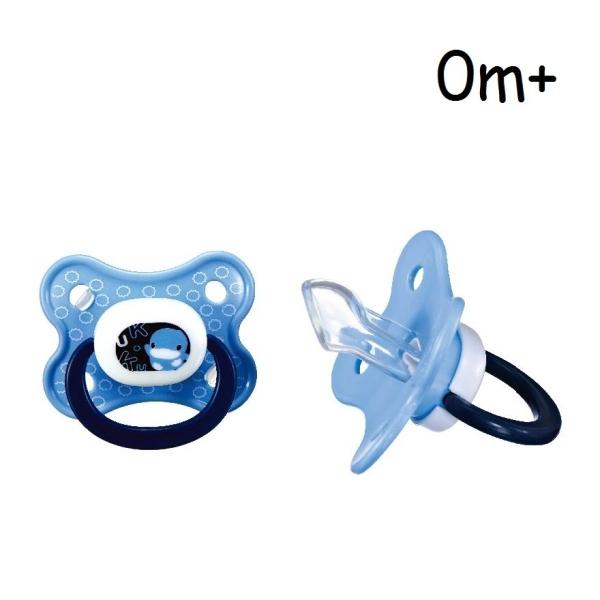 KUKU DUCKBILL Colourful Orthodontics Pacifier 0-6 month BLUE (KU5510) KUKU Pacifier Accessories Johor Bahru (JB), Malaysia, Skudai Supplier, Suppliers, Supply, Supplies | Top Full Baby House (M) Sdn Bhd