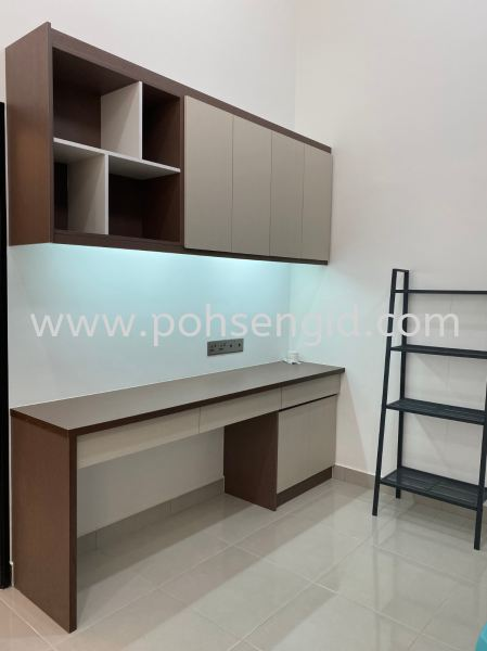 Study Area Seremban, Negeri Sembilan (NS), Malaysia Renovation, Service, Interior Design, Supplier, Supply | Poh Seng Furniture & Interior Design