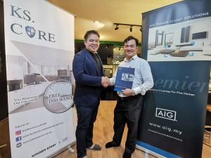 Free Renovation Insurance is now available( A Premier Collaborative Package by AIG & KITCHEN STORY )