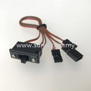 Switch harness C Radio Control Parts Johor Bahru (JB), Malaysia Supplier, Supply, Supplies, Service | Sanei Electronics Manufacturing Sdn Bhd