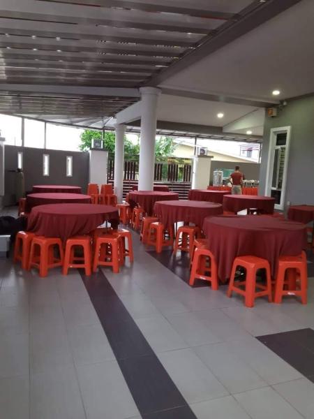 Tables & Chairs for Rental / 租借桌椅 Others / 其它服务 Long Sheng Add On Services / 龍盛加点服务 Johor Bahru (JB), Kulai, Malaysia Service | Kulai Long Sheng Food Sdn Bhd