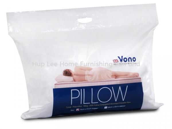Vono Pillow (L) Pillow Bedding Accessories Johor Bahru (JB), Malaysia, Johor Jaya Supplier, Suppliers, Supply, Supplies   Hup Lee Home Furnishing Sdn Bhd