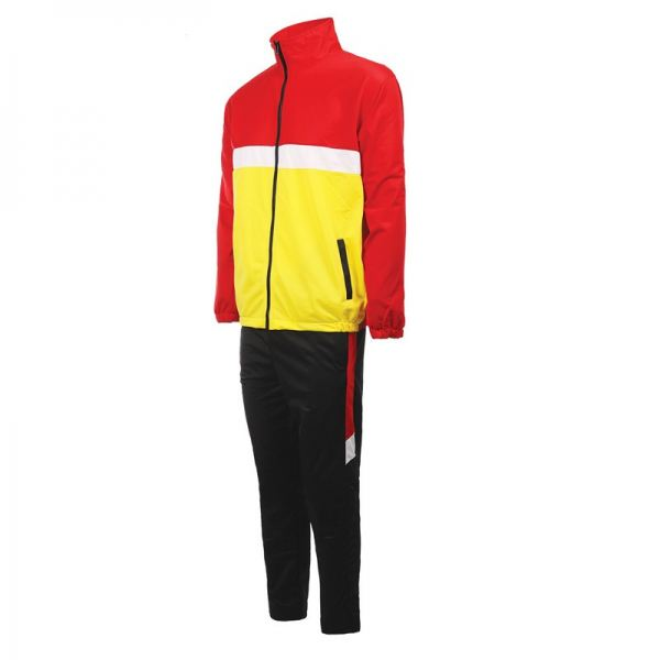 T'SUIT 50 Red/ White/ Yellow TRACKSUITS Kuala Lumpur (KL), Malaysia, Selangor, Cheras Supplier, Suppliers, Supply, Supplies | Arora Sports & Printing Sdn Bhd