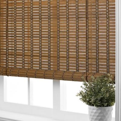 Year 2020 Rattan / Bamboo / Wooden Blinds Refer Johor Bahru & Singapore