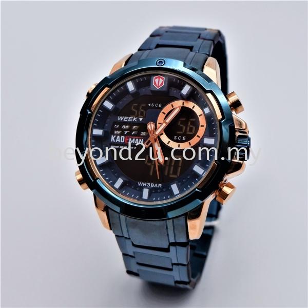 KD6175G KADEMAN Malaysia, Kuala Lumpur (KL), Selangor Watches, Distributor, Supplier, Supply | Beyond2U