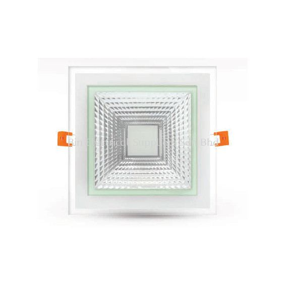 LED COB REFLECTOR DOWNLIGHT 20W 6'' (Square) LED COB Reflector Downlight Downlight Malaysia, Perak, Sitiawan Supplier, Suppliers, Supply, Supplies | Bin Electrical Suppliers Sdn Bhd