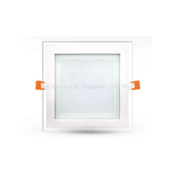 LED SMD SERIES DOWNLIGHT 20W 6'' (Square) LED SMD Series Downlight Downlight Malaysia, Perak, Sitiawan Supplier, Suppliers, Supply, Supplies | Bin Electrical Suppliers Sdn Bhd