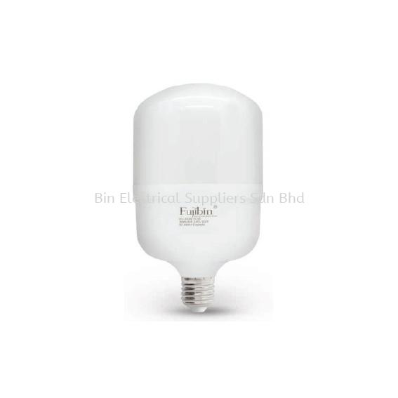 LED T-SERIES 30W E27 LED T-Series Bulb Malaysia, Perak, Sitiawan Supplier, Suppliers, Supply, Supplies | Bin Electrical Suppliers Sdn Bhd