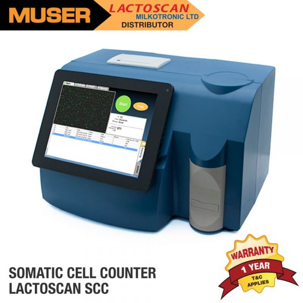 Lactoscan SCC Somatic Cell Counter Lactoscan Milkotronic Kuala Lumpur (KL), Malaysia, Selangor, Sunway Velocity Supplier, Suppliers, Supply, Supplies | Muser Apac Sdn Bhd