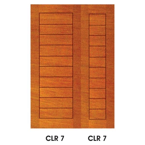 CLR 7/CLR 7 Security Designer Doors Malaysia, Perak, Bidor Manufacturer, Supplier, Supply, Supplies | Chow Lam Timber Door Sdn Bhd