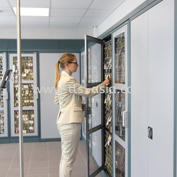 Key Management System Coselec  Security System Singapore Supplier, Suppliers, Supply, Supplies | TLS Asia LLP