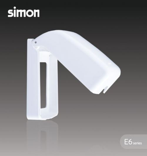 SIMON SWITCH 155 WEATHER PROOF COVER FOR SOCKET