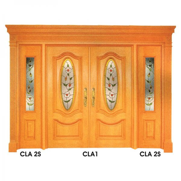 CLA 1/CLA 25S Classic Moulded Doors Malaysia, Perak, Bidor Manufacturer, Supplier, Supply, Supplies | Chow Lam Timber Door Sdn Bhd