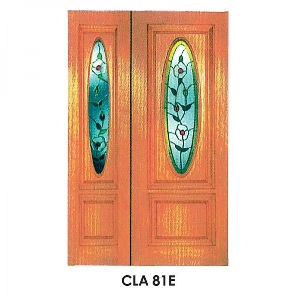 CLA 81E Classic Moulded Doors Malaysia, Perak, Bidor Manufacturer, Supplier, Supply, Supplies | Chow Lam Timber Door Sdn Bhd