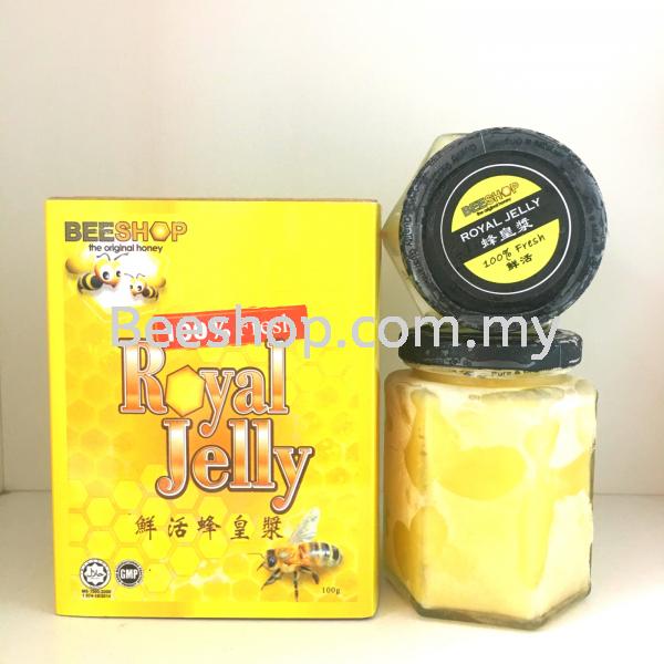 FRESH ROYAL JELLY 300G   Royal Jelly Malaysia, Johor Bahru (JB), Kulai, Selangor, Kuala Lumpur (KL) Supply, Supplier, Suppliers, Wholesaler   Eco Bee Shop Sdn Bhd