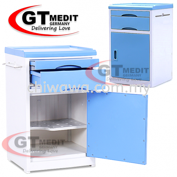 ¡¾RM119.00¡¿3 Story Bedroom Bedside Storage Cabinet ABS Cupboard Table For Home Office Clinic Hospital Ward Medical Room / Almari Medical Supplies Health & Beauty Selangor, Malaysia, Kuala Lumpur (KL), Sungai Buloh Supplier, Suppliers, Supply, Supplies | Chiwawa Asia Sdn Bhd