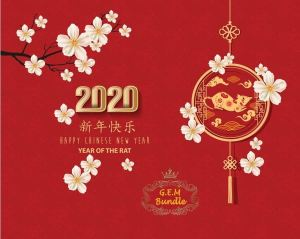 May the Year of the Rat bring you good luck & good fortune. Happy Chinese New Year 2020!