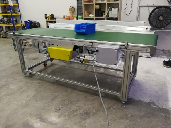 MMX3-Standard Belt Conveyor Belt Conveyor Series Malaysia, Selangor, Kuala Lumpur (KL), Seri Kembangan Manufacturer, Supplier, Supply, Supplies | Kaiye Industries (M) Sdn Bhd