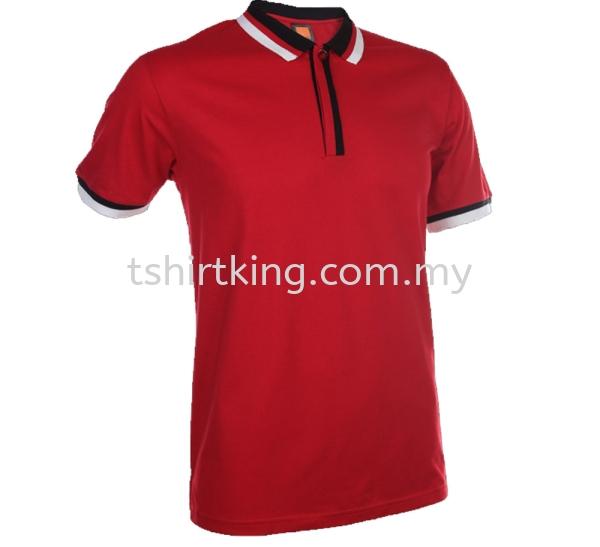 Single Jersey 04 Collar T-Shirt Penang, Pulau Pinang, Malaysia Supplier, Suppliers, Supply, Supplies, TShirtKing  | Babajob Sdn Bhd