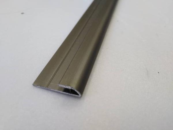 3mm Vinyl Tiles Ending ( Bronze ) Aluminium Ending Flooring Accessories Malaysia, Selangor, Puchong, Kuala Lumpur (KL), Kelantan Supplier, Supply  | Dynaloc Sdn Bhd