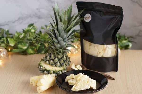 Freeze-Dried Pineapple One Bite Penang, Malaysia, Simpang Ampat Supplier, Suppliers, Supply, Supplies | G Brew Marketing Sdn Bhd
