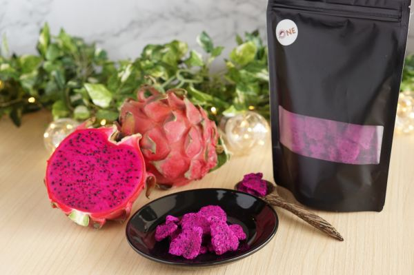 Freeze-Dried Dragon Fruit One Bite Penang, Malaysia, Simpang Ampat Supplier, Suppliers, Supply, Supplies | G Brew Marketing Sdn Bhd