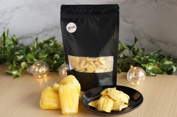 Freeze-Dried Jackfruit One Bite Penang, Malaysia, Simpang Ampat Supplier, Suppliers, Supply, Supplies | G Brew Marketing Sdn Bhd