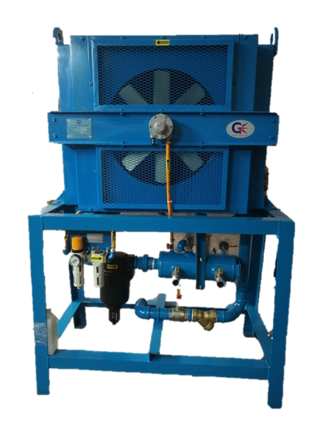 Air Cooled After Cooler Rental of other equipment Johor Bahru (JB), Malaysia Rental, Sales, Services, Supplier, Supply   LDC Technology Sdn Bhd
