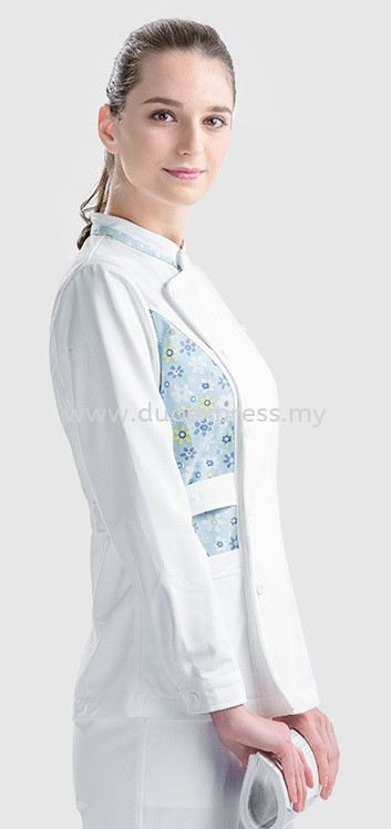 Medical Scrub Suit Set C