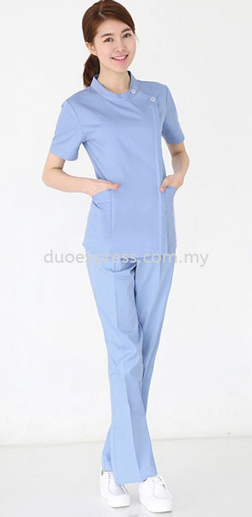 Medical Scrub Suit Set B