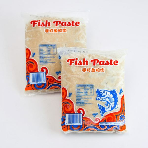Fish Paste Paste Selangor, Malaysia, Kuala Lumpur (KL), Puchong Supplier, Suppliers, Supply, Supplies | SGT Frozen Foods Sdn Bhd