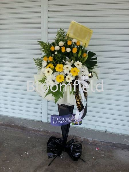 Loving Memory  2 RM 250.00 Loving Memory 2 Condolences Seremban, Negeri Sembilan, Malaysia Supplier, Suppliers, Supply, Supplies | Bloomfield Florist