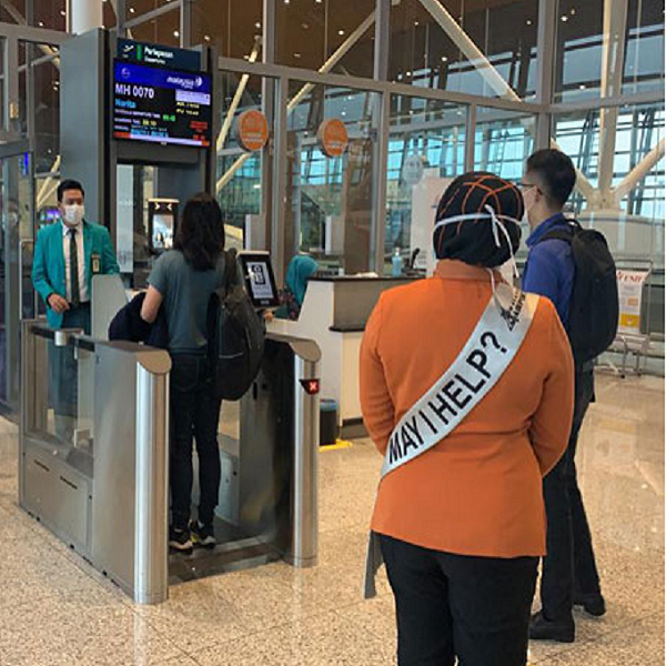 KLIA pilots facial recognition technology Others Malaysia Travel News | TravelNews