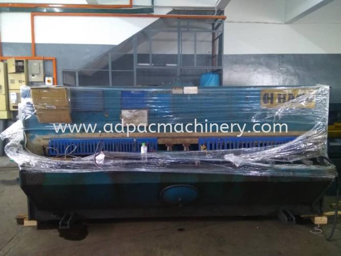 Used Haco Hydraulic Shearing Machine