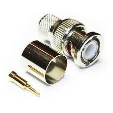 BNC RG11 Crimping Type BNC Connector Coaxial Component Johor Bahru (JB), Malaysia Suppliers, Supplies, Supplier, Supply | HTI SOLUTIONS SDN BHD