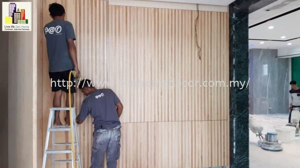 Wood Patition Partition Plaster ceiling & Partition Furniture & Renovation Selangor, Malaysia, Kuala Lumpur (KL), Puchong, Shah Alam Supplier, Suppliers, Supply, Supplies | Zen Home Decor