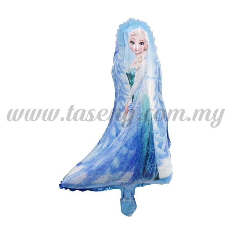 [Cartoon] Mini Foil Balloon *Frozen Elsa (FB-S-DSN121)