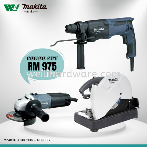 MAKITA MT Combo Set