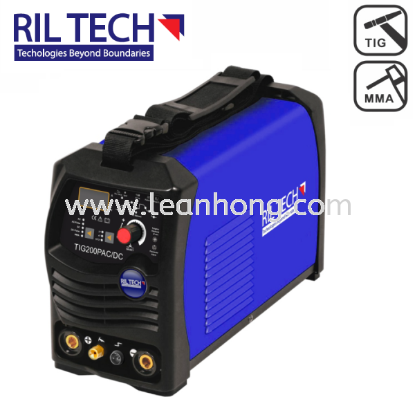 RIL TECH TIG 200P ACDC WELDING MACHINE RIL TECH TIG WELDING MACHINE TIG WELDING MACHINE WELDING & PLASMA CUTTING MACHINE Penang, Malaysia, Kedah, Butterworth, Sungai Petani Supplier, Suppliers, Supply, Supplies | Lean Hong Hardware Trading Company