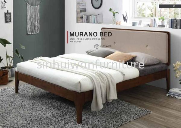 Murano Bed Frame Malaysia, Johor, Muar Manufacturer, Supplier, Supply, Supplies   Sinhuiwan Furniture Sdn Bhd