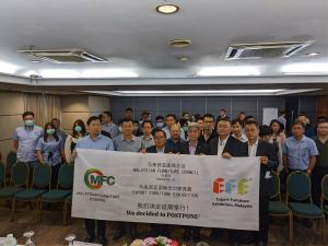 EXPORT FURNITURE EXHIBITION 2020 TENTATIVELY POSTPONED TO END AUGUST 2020